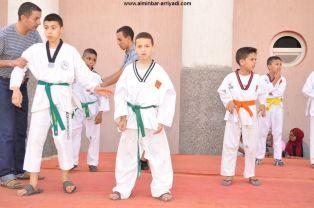 Arts Martiaux et Nutrition - Ajial Taekwondo Tiznit 20-05-2017 _53