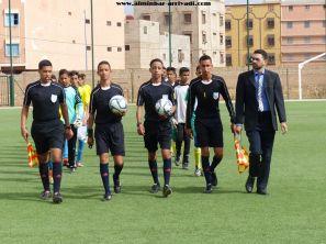 Football Minimes Najah Souss – Moustakbal Azrou 21-05-2017