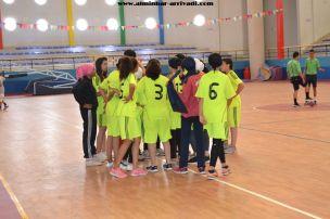 Handball Feminin Amal Tiznit - iitihad Nadi Roudani 20-05-2017_09