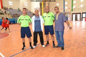Handball Feminin ittihad Ait Melloul – Manar Elqods 20-05-2017_06