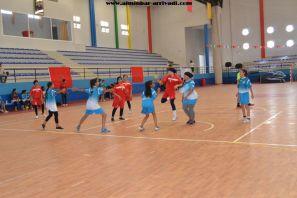 Handball Feminin ittihad Ait Melloul – Manar Elqods 20-05-2017_17