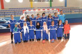 Handball Feminin ittihad Ait Melloul - ittihad Baamrani 20-05-2017
