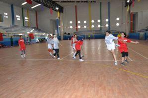 Handball Feminin ittihad Ait Melloul -Nadi Roudani 20-05-2017_20