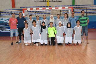 Handball Feminin ittihad Ait Melloul -Nadi Roudani 20-05-2017_24