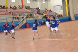 Handball Feminin Manar Elqods - ittihad Baamrani 20-05-2017_07
