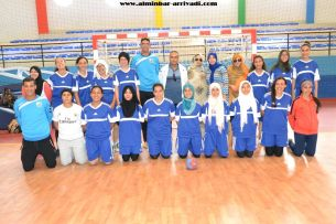 Handball Feminin Manar Elqods - ittihad Baamrani 20-05-2017_15