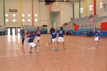 Handball Feminin Manar Elqods - ittihad Baamrani 20-05-2017_21