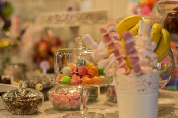 Candy Bar botez