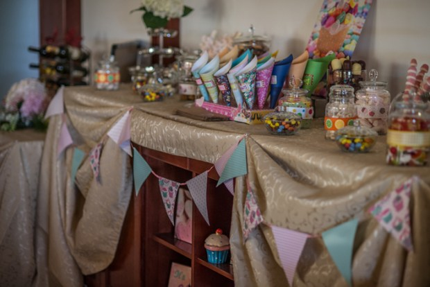 Masa dulciuri botez