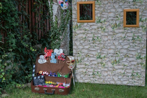 Photo Booth nunta