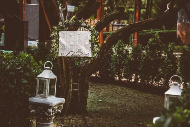 Decor nunta in gradina