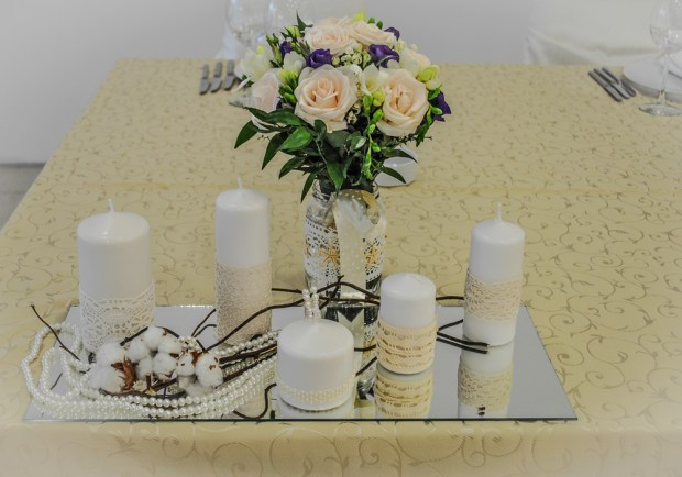 Decoratiuni restaurant nunta