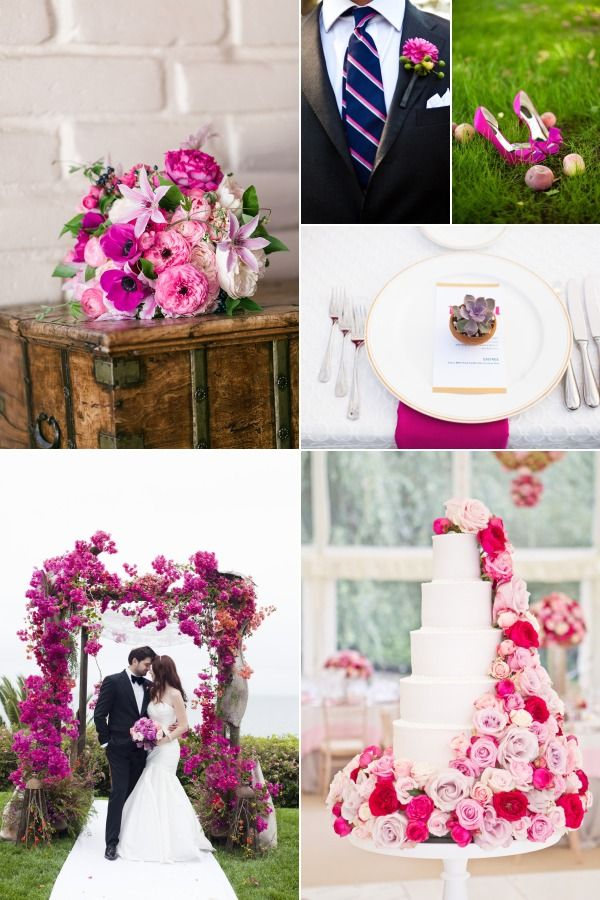 nunta in roz