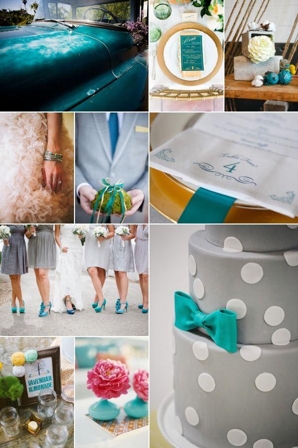 nunta turcoaz