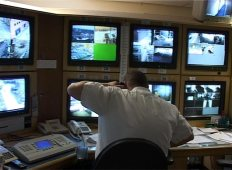CCTV Social, a project where CAMP collaborated with authorities in Manchester, England to open working CCTV control rooms to general audiences