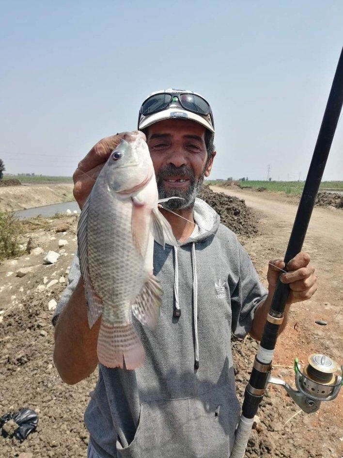 ملوك الصيد | بالصور | طريقة الصيد بالغلة خطوة بخطوة