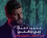 ربي رزقني كلمات - محمود الغياث