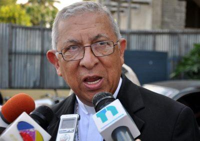 Arzobispo cree aprobación Ley de Partidos devuelve confianza pueblo
