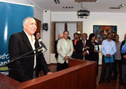 El fotógrafo Polibio Díaz.