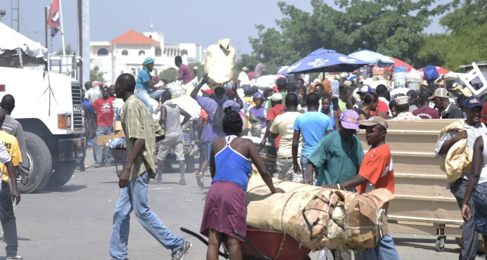 Haití impide de nuevo la entrada de productos dominicanos por Dajabón
