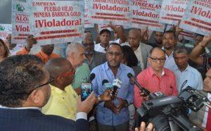 """Centrales advierten próximos días """"terminará"""" la paz laboral en la RD"""