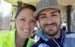 Recién casados, entre víctimas de accidente de limusina
