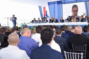 Danilo Medina encabeza inauguración del nuevo Helipuerto de Santo Domingo