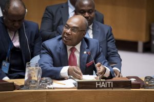 Haití también busca convertirse en miembro Consejo Seguridad de ONU