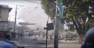 HAITI: Puerto Príncipe paralizada en medio de crecientes protestas populares