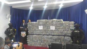 La DNCD ocupa 689 paquetes de cocaína en costas de la provincia La Altagracia