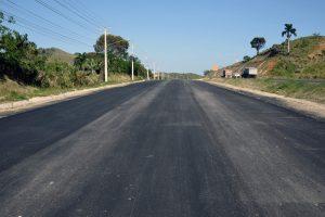 PUERTO PLATA: Avanzan trabajos ampliación carretera hacia Navarrete