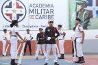 Academia Militar del Caribe celebra parada en honor a padres de la patria.v'l