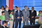 Presidente Danilo Medina inaugura tres escuelas en comunidades de El Seibo
