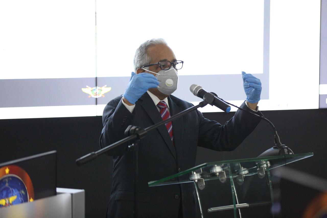 Gobierno prevé contagios COVID-19 aumenten hasta mediados de junio