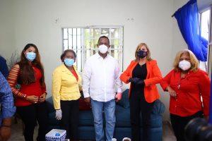 Sergia Elena dice Leonel Fernández ha reunificado a la familia reformista
