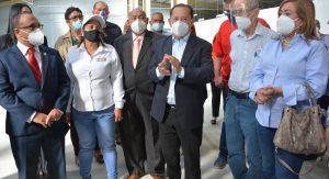 Director FEDA recorrió centro de acopio del Merca Santo Domingo
