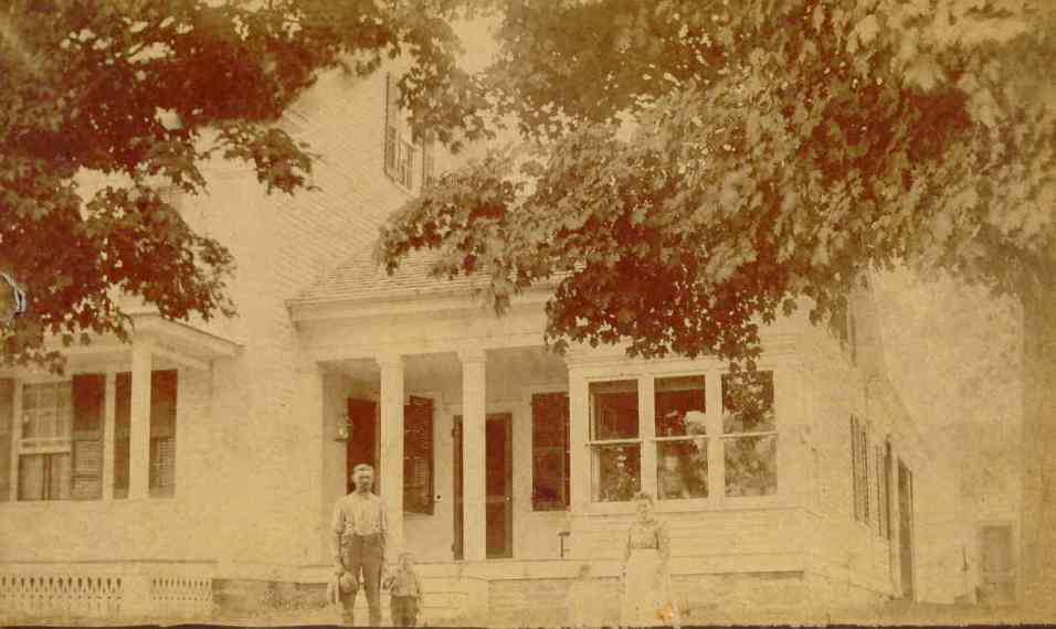 Charles Karr house