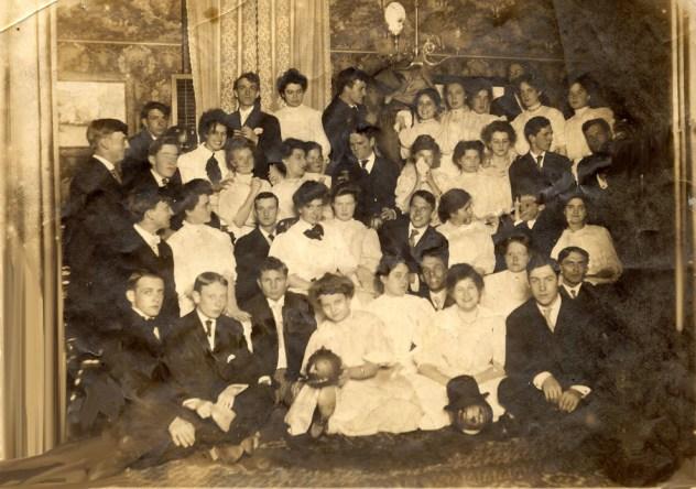 Halloween Party c.1900