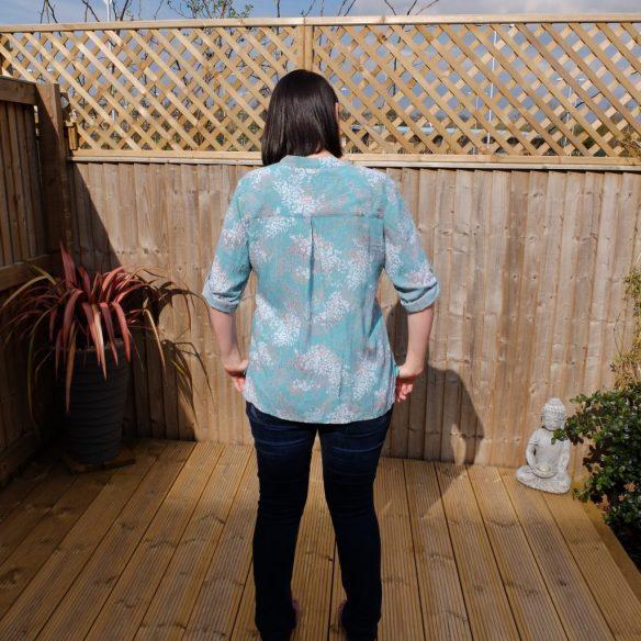 style arc elsie blouse almond rock