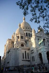 Paris (29) - Sacre Coeur