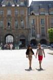 Paris (42)- Place des Vosges