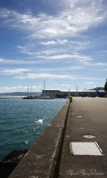 Harbourside walk