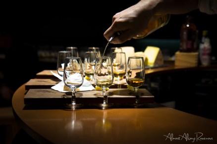 Balvenie whiskey event