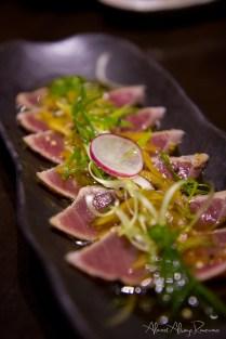 Machi - seared tuna