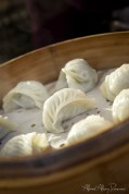 Mr Huang Jin - steamed dumplings