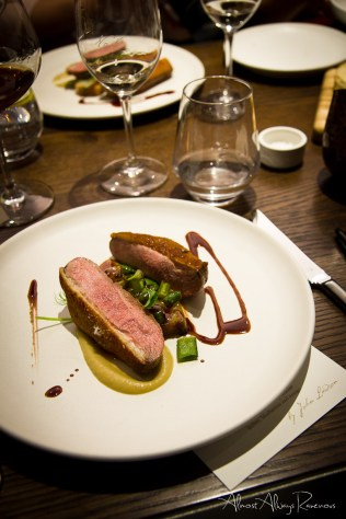 Number 8 by John Lawson - Milawa duck breast