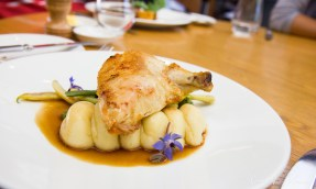 Royal mail hotel, Dunkeld - hay roasted glenloth chicken