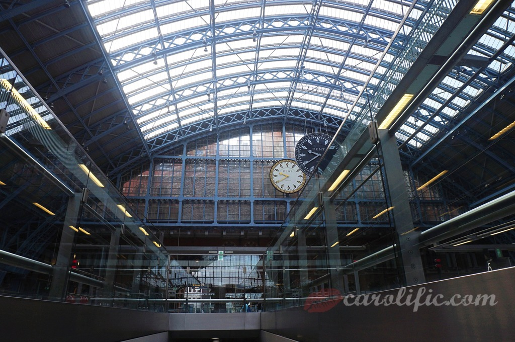 Travel, London, Europe, St Pancras Station, Paris to London, Train, Paris to London by Train, United Kingdom, UK