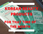 Korean, Korean Beauty Products, KBeauty, Medi Heally, Lala, Koco Star, Period Pack, Face Mask, Hair Pack, Feminine Wash, Rose Oil, Snail Cream,