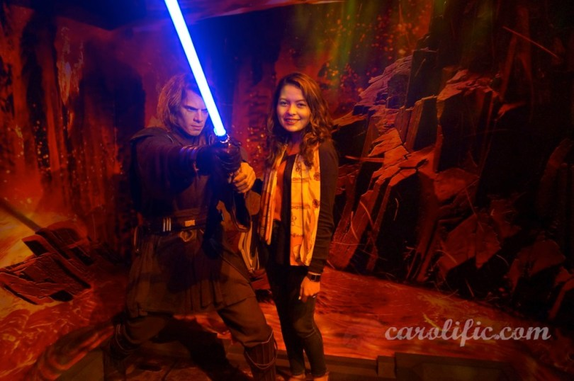 London, Travel, Europe, Britain, UK, United Kingdom, Madame Tussauds, Madame Tussauds London, Anakin Skywalker